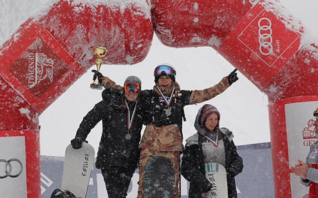 Александра Жекова спечели Държавното първенство източник: Ивайло Дончев