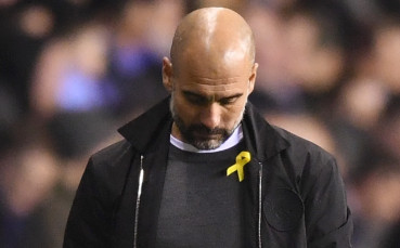 Юнайтед изказа своите съжаления за огромната трагедия в семейството на Гуардиола