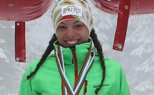 Националката Окоро с четвърто място в старт от Балканската купа по ски-бягане