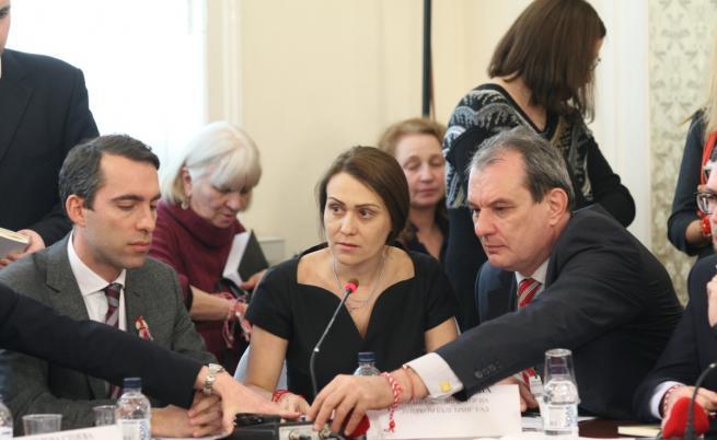 Гинка Върбакова: Съгласни сме да включим държавата в сделката за ЧЕЗ