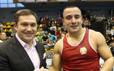 Трима българи на финал за Купа Странджа