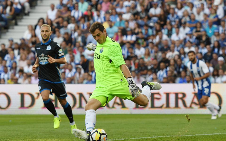 Касияс напуска Порто в края на сезона