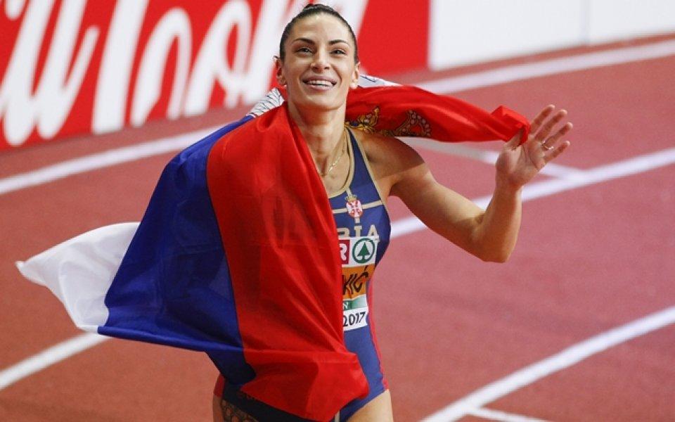 Шпанович с първа световна титла в кариерата си