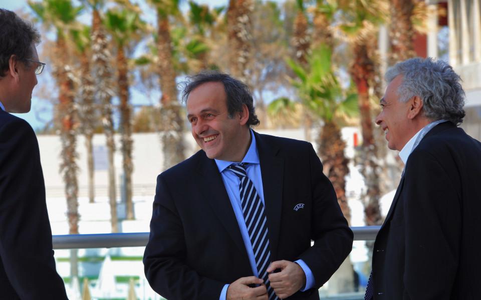 Шефът на кипърския футбол почина на 62 години