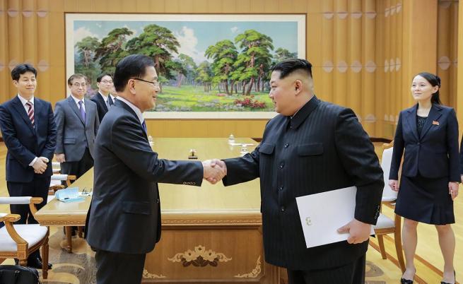 Северна Корея спира ядрените опити при едно условие