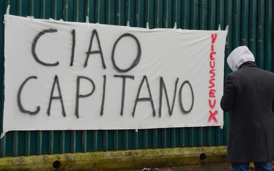 Отложените мачове заради смъртта на Астори насрочени за април
