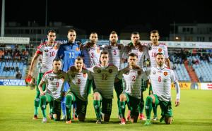 България започва мачовете си през 2018-а с надеждата за победа