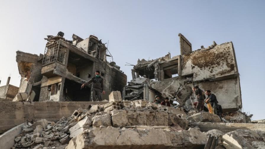 Асад напредва с цената на стотици цивилни жертви
