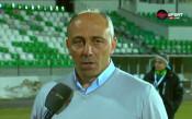 Илиан Илиев: Разочароващо е, че други хора решават мачовете