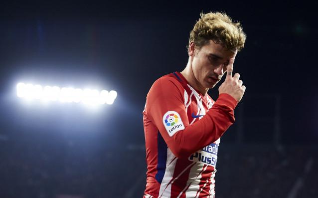 Звездата на Атлетико Мадрид Антоан Гризман има предварителен договор с