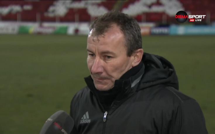 Стамен Белчев: Има леко отстъпление от есента