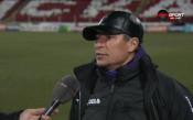Балъков: Срещу Левски и Лудогорец очаквайте същото като с ЦСКА