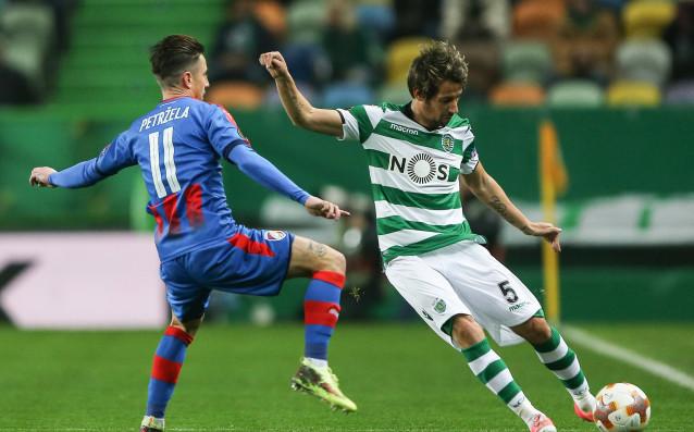 Спортинг Лисабон взе солиден аванс от 2:0 пред гостуващия му