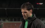 Треньорът на Литекс: Тук не разстрелваме играчи, само за мен са последствията