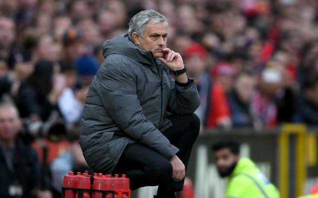 Жозе Моуриньо източник: Gulliver/Getty Images