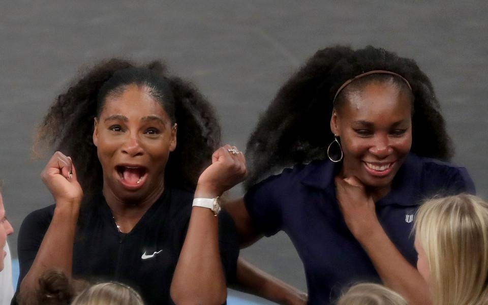 Сестри Уилямс една срещу друга в трети кръг на Индиън Уелс