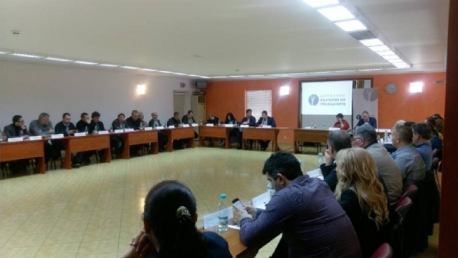 ДБГ готови да напуснат РБ, искат оставката на Борисов