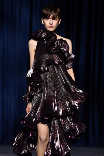<p>Последното ревю на Живанши беше по време на Седмицата на модата в Париж 2018</p>