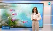 Прогноза за времето (13.03.2018 - обедна емисия)