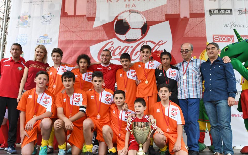 Ученически отбор по футбол ще гледа на живо четвъртфинал на Световното в Русия