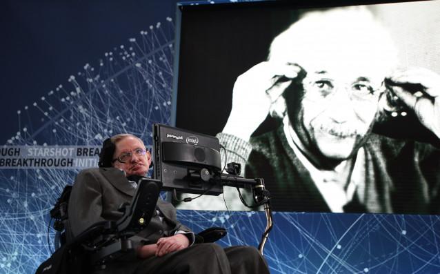 Един от най-великите умове на нашето съвремие - Стивън Хокинг