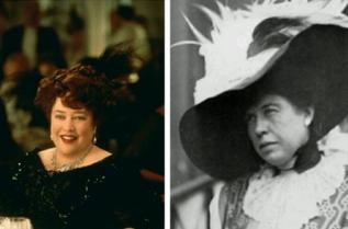 Кати Бейтс в ролята на Маргарет Браун