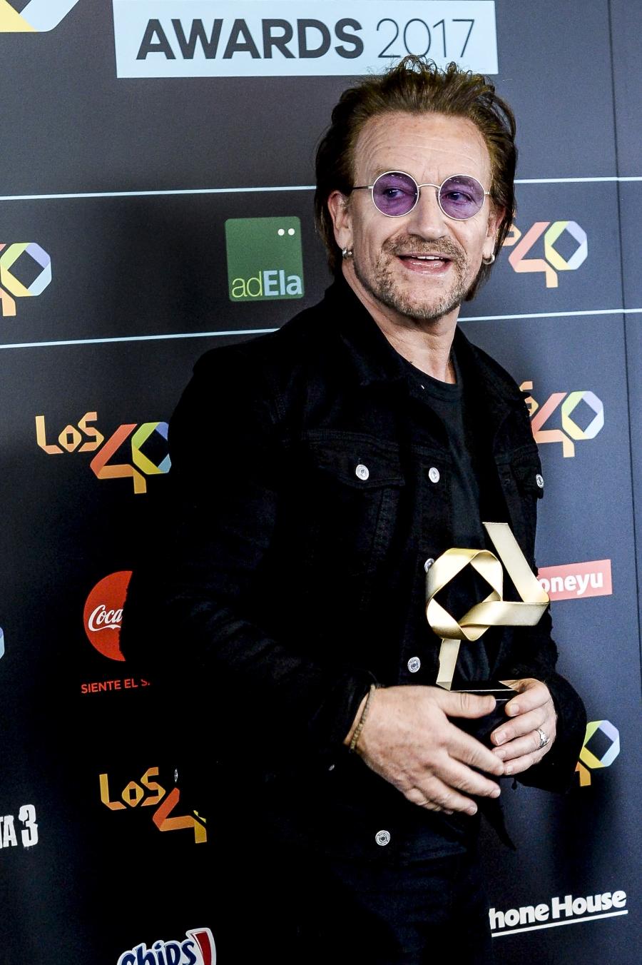 Боно от U2