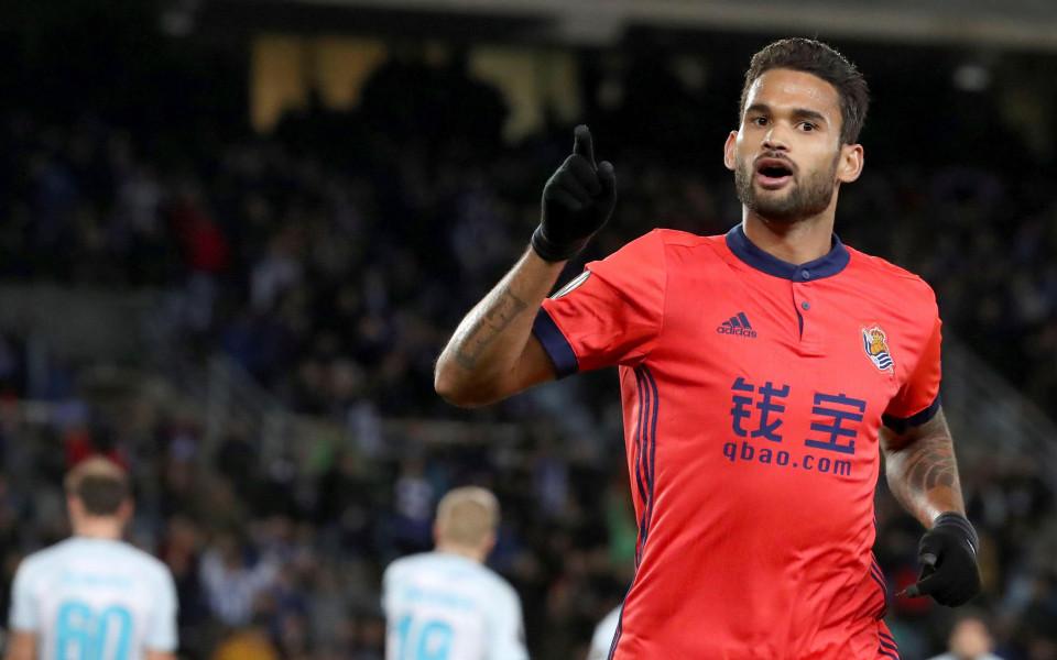 Реал Сосиедад предлага нов договор на голмайстора си