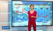 Прогноза за времето (16.03.2018 - обедна емисия)