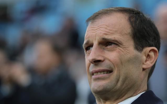 Треньорът на Ювентус Масимилиано Алегри смята, че неговият тим израства