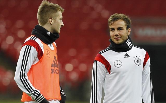 Националният отбор на Германия ще бъде без полузащитниците на Борусия