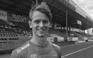 Норвежки футболист почина на 20-годишна възраст