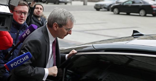 Русия обяви за персона нон грата 23 британски дипломати, които