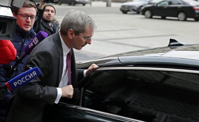 Русия отговори на Лондон: Гони 23 британски дипломати