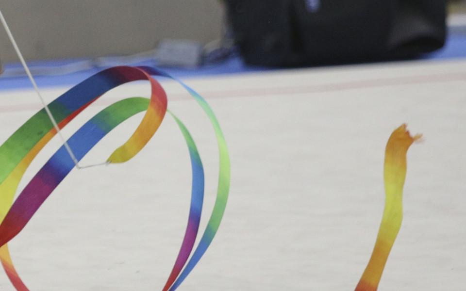 Златен и бронзов медал за България от турнира по художествена гимнастика в Киев