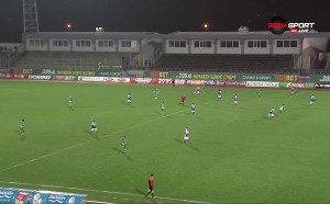Швиерчок с дебютен гол в Първа лига