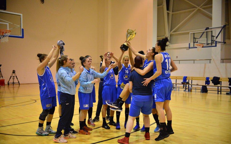 Победи за Монтана, Берое, Септември и Шампион при баскетболистките