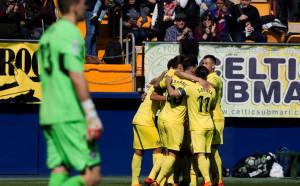 Жълтата подводница удари жестоко по шампионските амбиции на Атлетико