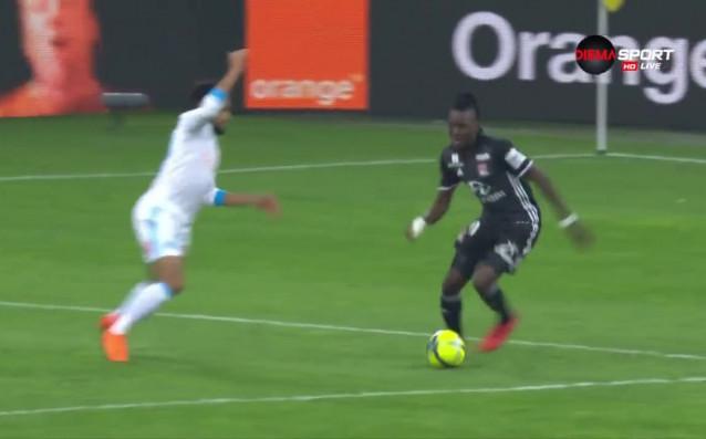 Олимпик Лион победи като гост Олимпик Марсилия в дербито на