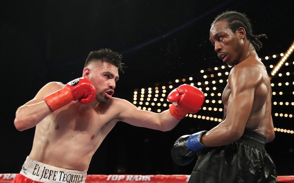 Хосе Рамирес изненада Имам за титлата на WBC