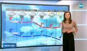 Прогноза за времето (19.03.2018 - обедна)