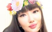 Сабина Алтинбекова<strong> източник: instagram.com/altynbekova_20</strong>
