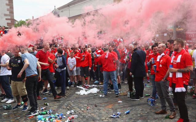 Привържениците на Ливърпул готвят кошмарно посрещане на футболистите на Манчестър