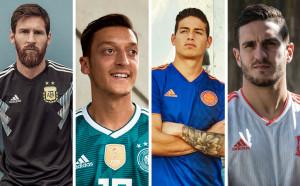 Някои от големите фаворити на Световното показаха вторите екипи за Мондиала