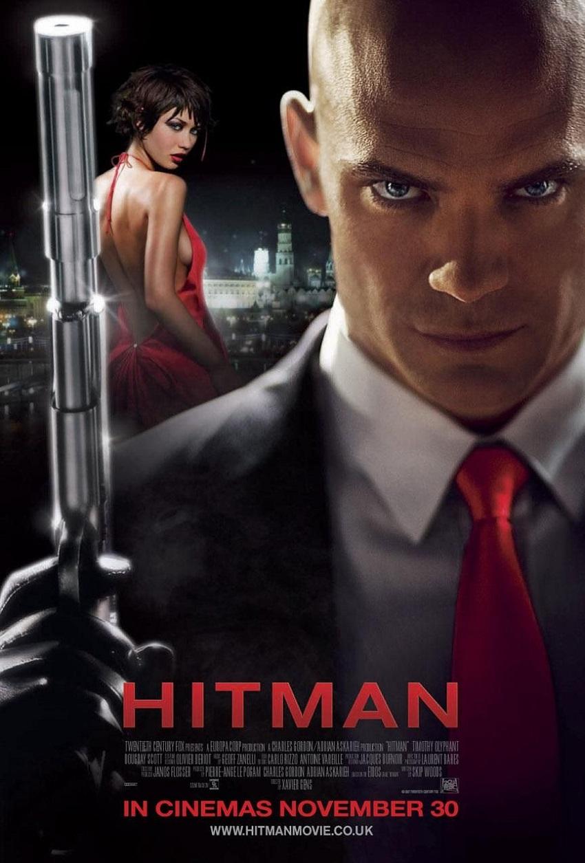 Hitman – И двата филма, първият от които е частично заснет в София, по прочутата поредица видеоигри до голяма степен олицетворяват всички симптоматични проблеми на този вид филмови адаптации, като начело тук е кошмарно лошата режисура в ключовите екшън сцени.