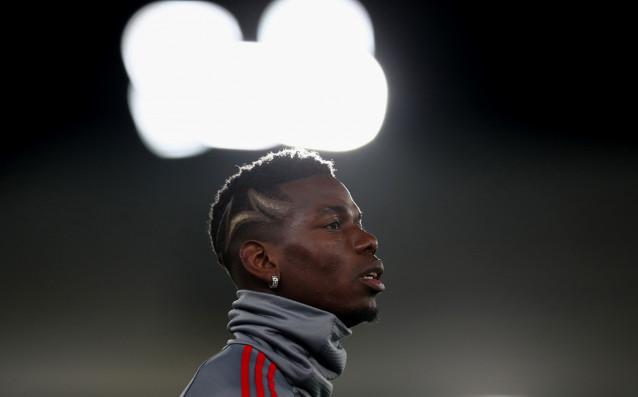 Футболистът на Манчестър Юнайтед Пол Погба не скри своето възхищение