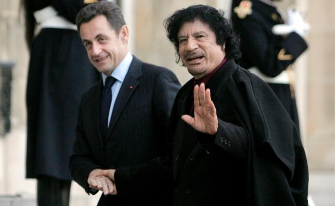 Никола Саркози излезе от ареста