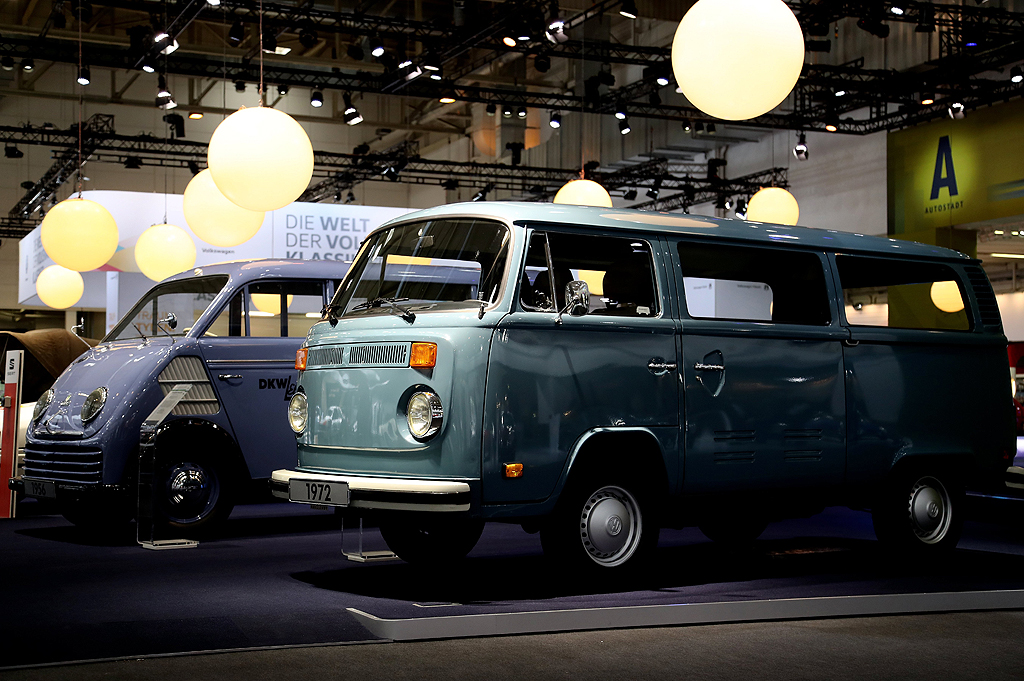 Volkswagen T2 Bully van от 1972