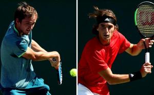 Голям скандал на корта между две от младите звезди на тениса