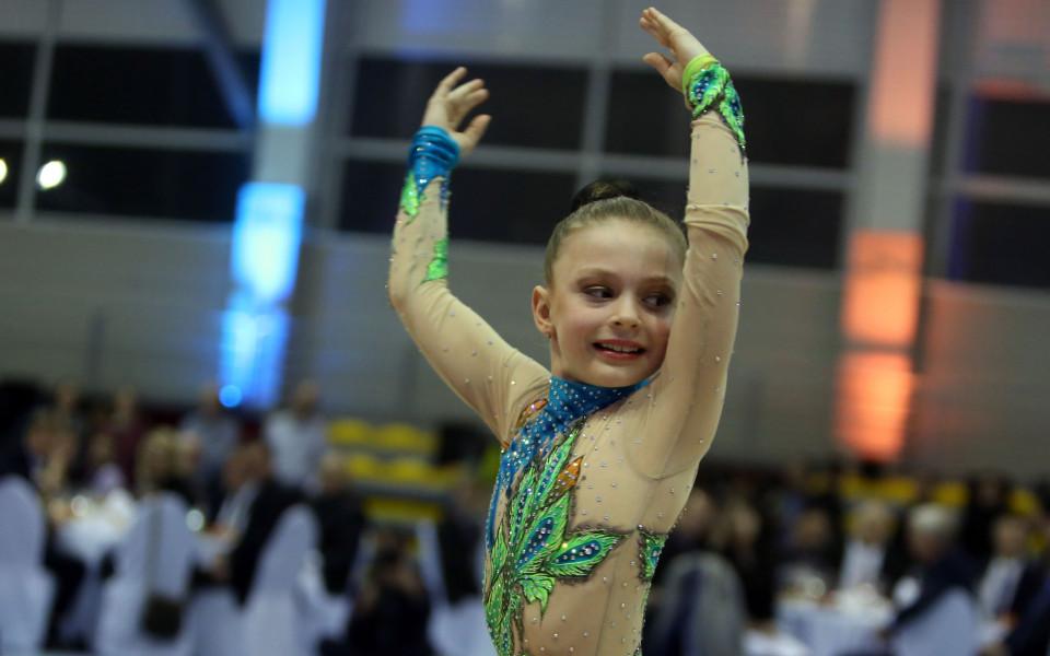 България показа млади таланти на спортна Европа